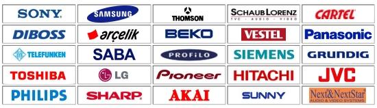 tv markaları ile ilgili görsel sonucu